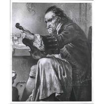 1952 Press Photo Antonio Stradivari is preserved at Civic Museum of Cremona.