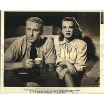 "Press Photo Don Douglas & Osa Nassen star in ""Tokyo Rose,"" a Paramount picture"