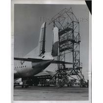 1950 Press Photo The C-124 Douglas Globemaster at Walker Air Force Base