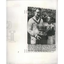 1952 Press Photo Tennis Player - RRQ05301