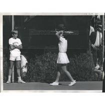 1967 Press Photo Billie Jean King Tennis - RRQ05573