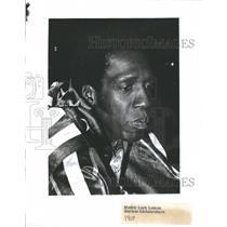 1969 Press Photo Medow Mark Lemon Harlem Globetrotters - RRQ04945