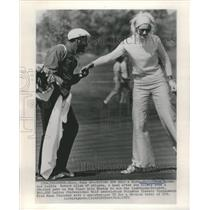 1975 Press Photo Carol Mann Columbus Ohio golfer - RRQ03573