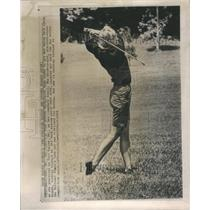 1964 Press Photo Carolmann American professional golfer - RRQ03585