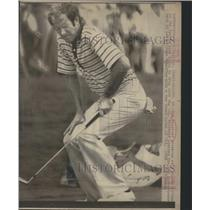 1976 Press Photo Tom WeiskopfAmerican Golfer - RRQ03759