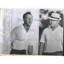 1966 Press Photo Arnold Palmer golfer PGA Tour - RRQ05995