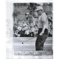 1962 Press Photo Phil Rodgers Golf NCAA - RRQ08517