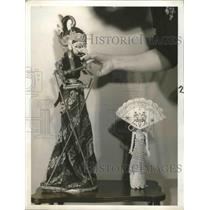 1941 Press Photo Dolls - hca18400
