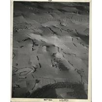 1942 Press Photo An aerial view of Fort Knox Kentucky - nem56568