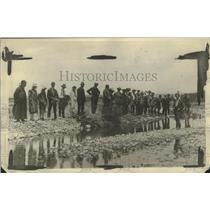 1926 Press Photo Commission formed to determine Tarata and Tacna Arica boundary