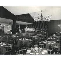 1962 Press Photo Men's Grille, Birmingham Airport Motel - abna25827