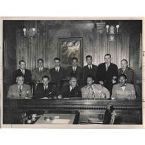 1967 Press Photo Eastern Airlines Directors. - hca17375