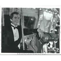 1973 Press Photo Dean Jones Hosts A Golden Anniversary Salute to Walt Disney