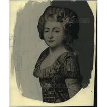 1929 Press Photo Imperial Highness Grand Duchess Helena Pawlowna of Russia
