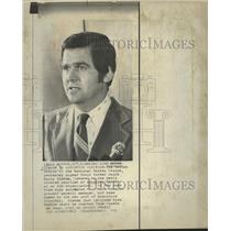 1972 Press Photo Harry Sinden Boston Bruins NHL Hockey - RRQ18905