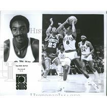 1978 Press Photo Walter Davis Phoenix Suns Basketball - RRQ20719