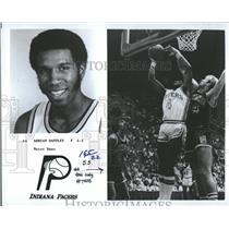 1979 Press Photo Adrian Dantley/Indiana Pacers/NBA - RRQ20757