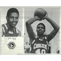 1979 Press Photo Harry Davis Cleveland Cavaliers NBA - RRQ20763