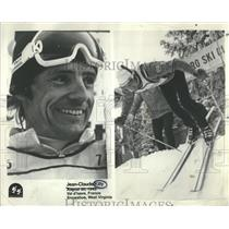 1943 Press Photo Jean-Claude Killy Alpine Ski Racer - RRQ22401