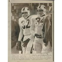 1973 Press Photo O.J. Simpson American Football Player. - RRQ18131