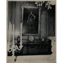 1945 Press Photo Anne T. Dodge home - DFPD00471