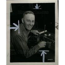 1934 Press Photo DAVE REDWOOD - DFPD19669