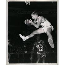 1968 Press Photo Ron Reed Pistons - DFPD20547