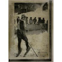 1970 Press Photo Karl Schranz skier - DFPD09815