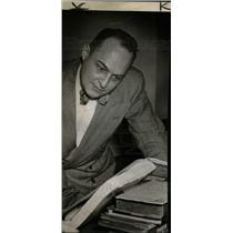 1949 Press Photo M. Mohrhardt - dfpd34701