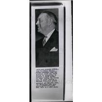 1957 Press Photo John Meehan football black market - dfpd30549