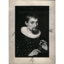 1936 Press Photo Peter Paul Rubens painter - DFPD66387