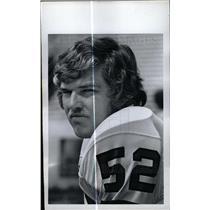 1974 Press Photo Detroit Wheels - dfpd30273