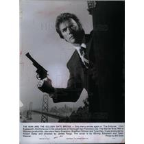 1992 Press Photo The Enforcer Harry Malpaso Dillman - DFPD01539