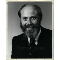 1982 Press Photo Mal Sillars WDIV TV Weather Detroit - DFPD60565