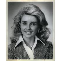 1982 Press Photo Jo-Jo Shutty - Macgregor Anchorwoman - DFPD60327