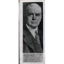 1946 Press Photo Dr. John R. Mott Nobel Peace Prize - dfpd31771
