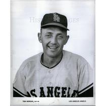 1963 Press Photo Tom Morgan baseball El Monte, CA - DFPD07241