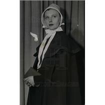 1948 Press Photo Lisa Prokoff famed model Detroiter - dfpd30443
