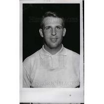1951 Press Photo Art Olfs Golfer US Open - dfpd32621