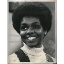 1975 Press Photo Ta-Tanisha Dick Van Dyke - DFPD61537