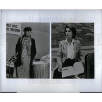 1981 Press Photo Jean Simmons - DFPD68821
