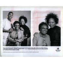 1989 Press Photo Mary Thomas A MOTHER'S COURAGE - DFPD71673