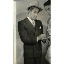 1932 Press Photo GEORGIE PRICE STAR CHILD LABOUR - dfpd30437