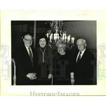 1991 Press Photo New Orleans Garden Society delegates during an event