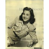 1941 Press Photo Jane Withers stars in Youth Must Be Served - lrz01624