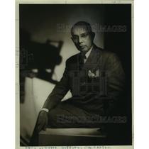 1949 Press Photo Frank B. Moore, Professional Photographers Association