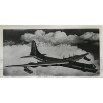 1951 Press Photo B-36 Plane of the United States Air Force - nem61796