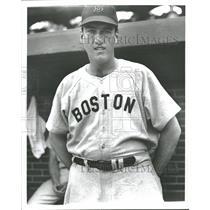 1923 Press Photo Jim Bagby Jr Boston Red Sox Basball - RRQ40611