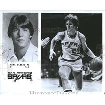 1979 Press Photo Mark Olberding basketball player games - RRQ46853