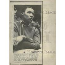 1969 Press Photo Jo Jo White/Boston Celtics/Basketball - RRQ48985